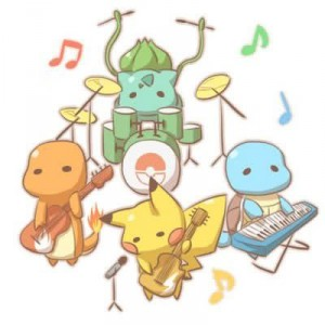 pokemon band
