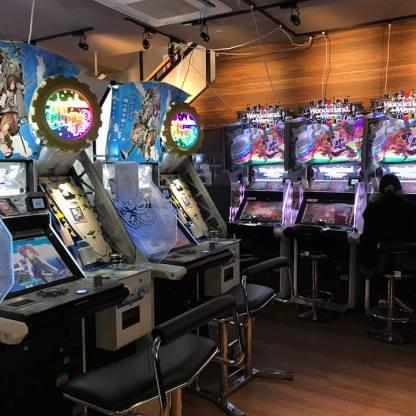 Arcade utopia