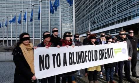 Blindfold Brexit, 2019