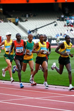 Commonwealth Games race